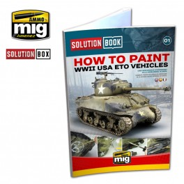 WWII American ETO solution Book (Multilanguage)