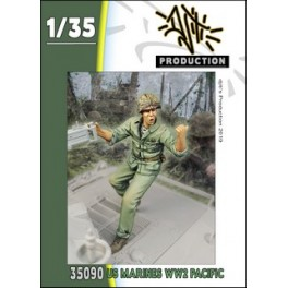 USMC Tank Commander Pacific ERA (1 figure)