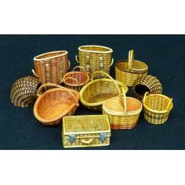 Wicker Baskets-Small