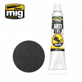 Anti-Slip Paste - Black Color for 1/72 and 1/48