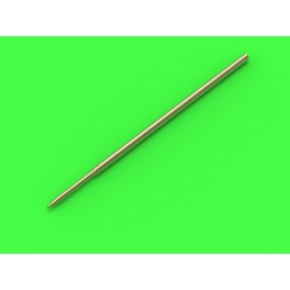 """US WWII Pitot Tube - """"Streamline"""" Type Probe (1pc) - Mainly Used on US NAvy Early Aircraft F-2A Buffalo, F4F-3 Wildcat"""