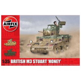 "M3 Stuart ""Honey"" British Version"