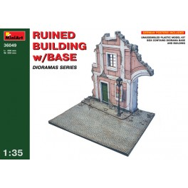 Ruined Building Base