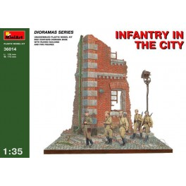 Infantry In the City