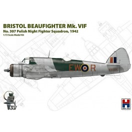 Beaufighter Mk. VIF 307 Polish Night Fighter Squadron, 1942