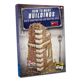 How To Make Buildings : Basic Construction and Painting Guide (ENGLISH)