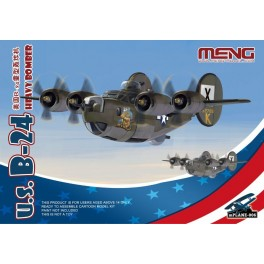 U.S. B-24 Heavy Bomber - World War Toons Serie
