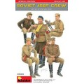 Soviet Jeep Crew - Special Edition (5 Figs.)