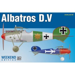 Albatros D.V Week End