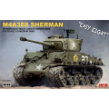 Sherman M4A3E8 w/ Workable Tracks & Torsion Bars