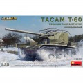 Tacam T-60 Romanian Tank Destroyer Interior Kit