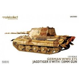 Germany WWII E-75 Jagdtiger II with 128mm Gun