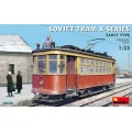 "Soviet Tram 3X"" -series Early Type"