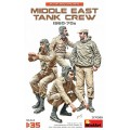 Middle East Tank Crew 1960-70s  (4 Figs.)