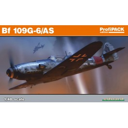BF 109G-6/AS Profipack 1/48