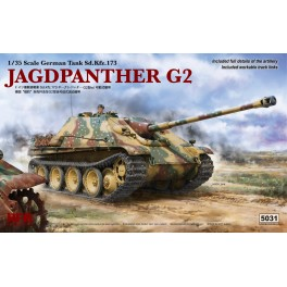 Jagdpanther G2 with workable tracks