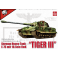 Germany WWII E-75 Heavy Tank with 128mm Gun