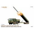 NATO M1014 MAN TRACTOR & BGM-109G Ground Launcher Gruise Missile New Version