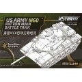 US Army M60 Battle Tank