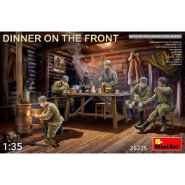 Dinner on the Front