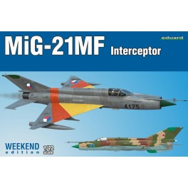 Mig-21MF Interceptor Week-End