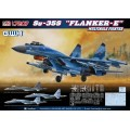 "SU-35S ""Flanker-E"" Multirole Fighter"