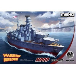 Warship Builder Hood - World War Toons Serie