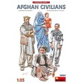 Afghan Civilians  (5 Figs.)