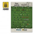 Panzer Divisions WWII Decals 1/35