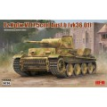 Pz.kpfw. VI Ausf. B (VK36.01) w/ Workable Track Links