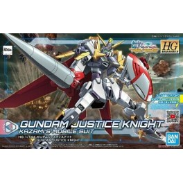 Gundam Justice Night HG 1/144