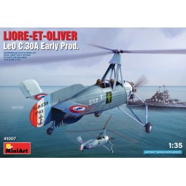 Liore-et-Oliver LeO C.30A Early Prod