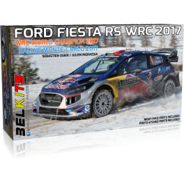 Ford Fiesta RS Monte Carlo 2017 Ogier/Ingrassia
