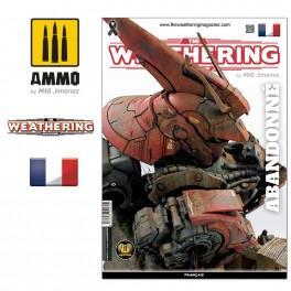 The Weathering Magazine ABANDONNÉ (Français)