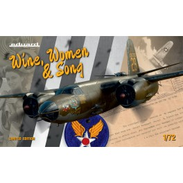 B-26 Wine, Women and Song Edition Limitée