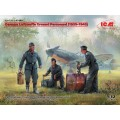 German Luftwaffe Ground Personnel 1939-1945 (3 figures)