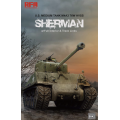 M4A3 76W HVSS Sherman with Full Interior & Workable Links