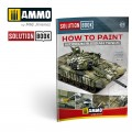 How to Paint Modern Russian Tanks Solution Book (Multilanguage)