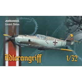 Adlerangriff Messerschmitt Bf 109E Limited Edition