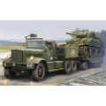 M19 Tank Transporter with Soft Cab