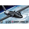 U-2D IR Sensor Carried Ver. Dragon Lady Hight Altitude Reconnaissance Aircraft