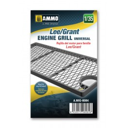 Lee/Grant Engine Grille Universal 1/35