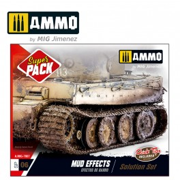 Mud Effects Solution Set