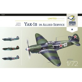 Yak-1b Allied SErvice Limited Edition