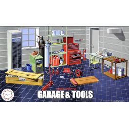 Garage and Tools