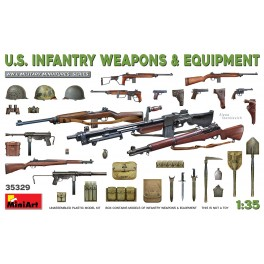 U.S. Infantry Weapons and Equipment
