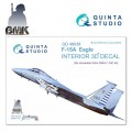 F-15A (for GWH) INTERIOR 3D* Decal 1/48