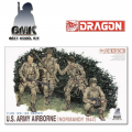 U.S. Army Airborne Normandy 1944 (4 Figs.)