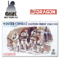 Winter Combat Eastern Front 1942/43 (4 Figs.)