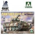 Panther Ausf.G Early prod. w/ Zimmerit